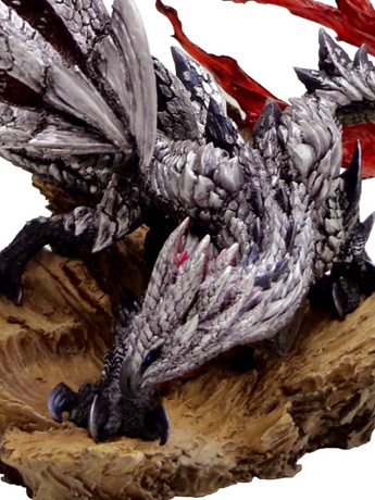 Monster Hunter Capcom Figure Builder Creators Model Valphalk