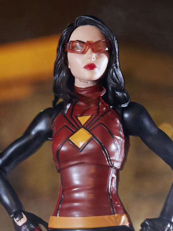 Spider-Man Marvel Legends Spider-Woman (Marvel's Lizard BAF)