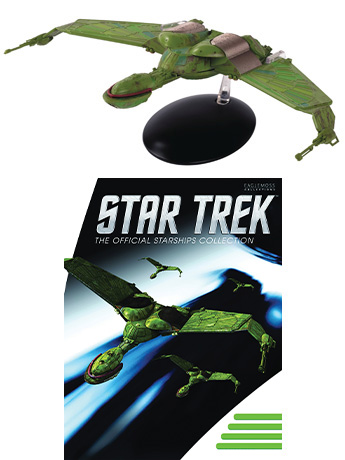 Star Trek Starships Collection Special Edition #32 Klingon Bird of Prey (Large)
