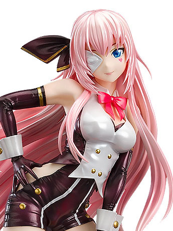 Vocaloid Megurine Luka (Temptation Ver.) 1/7 Scale Figure