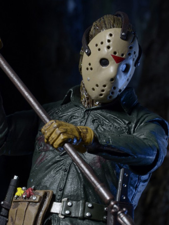 Friday the 13th Part VI Ultimate Jason Figure