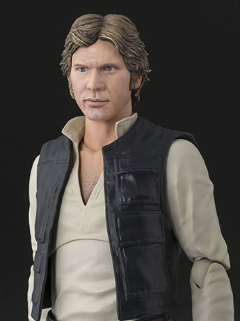 Star Wars S.H.Figuarts Han Solo (A New Hope)