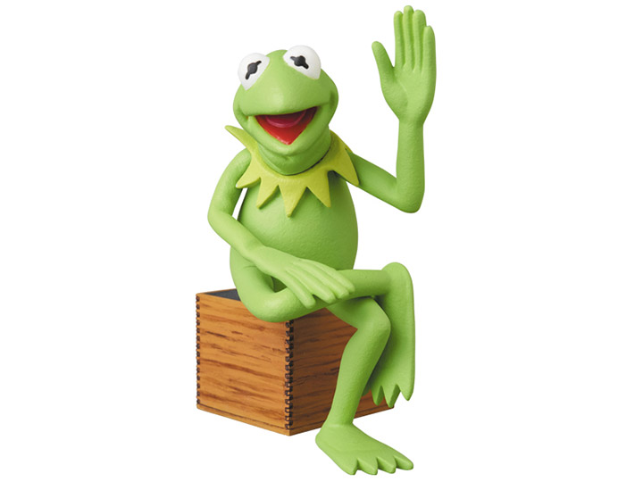 The Muppets Ultra Detail Figure No.482 Kermit the Frog