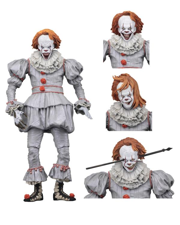It (2017) Ultimate Pennywise (Well House) Figure