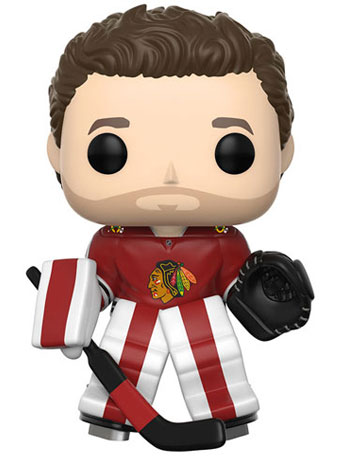 Pop! NHL: Blackhawks - Corey Crawford