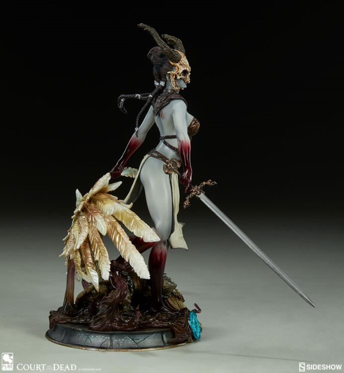 Court of the Dead Kier (Valkyries Revenge) Statuette