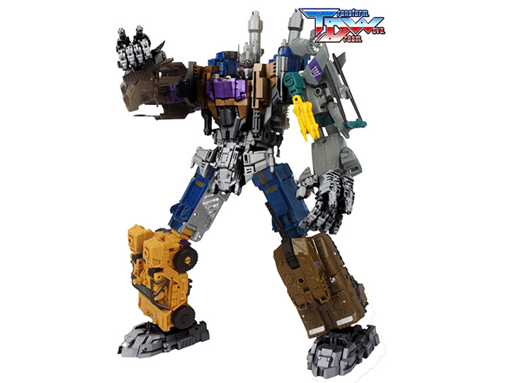 Dream Wave TCW-01 Upgrade Kit For IDW Bruticus New In Stock