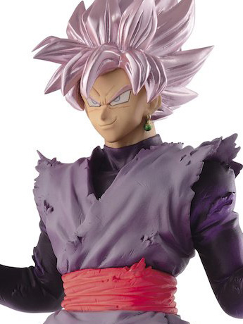 Dragon Ball Super Blood of Saiyans Goku Black Super Saiyan Rose