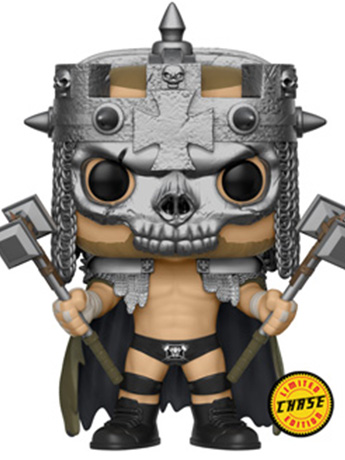 Pop! WWE: Triple H (Skull King) Chase