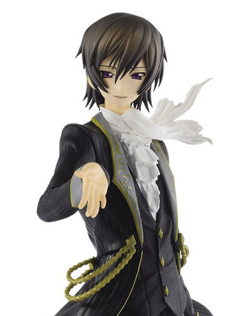 Code Geass Lelouch Lamperouge EXQ Figure