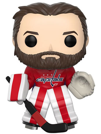 Pop! NHL: Capitals - Braden Holtby