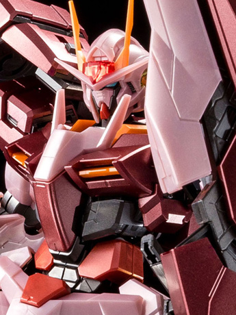 Gundam MG 1/100 00 Gundam Seven Sword (G Trans-am Mode) Special Coating Exclusive Model Kit
