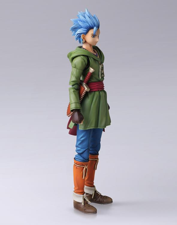 Dragon Quest XI: Echoes of an Elusive Age Bring Arts Erik