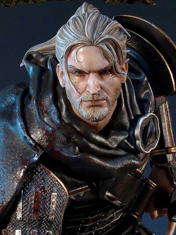 NIOH Premium Masterline William Statue