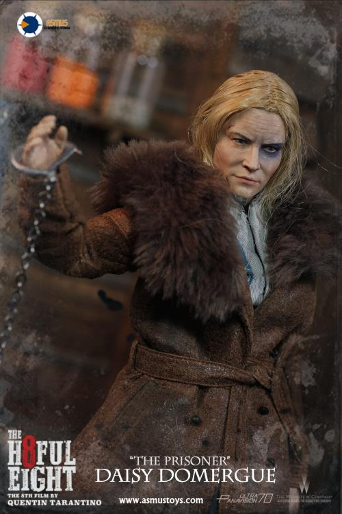 The Hateful Eight Daisy Domergue (The Prisoner) 1/6 Scale Figure