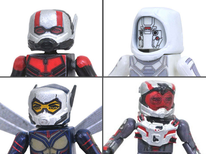 Image result for minimates ghost ant-man
