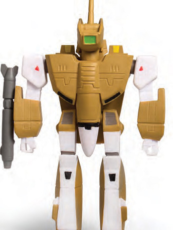 Robotech ReAction VF-1A Figure