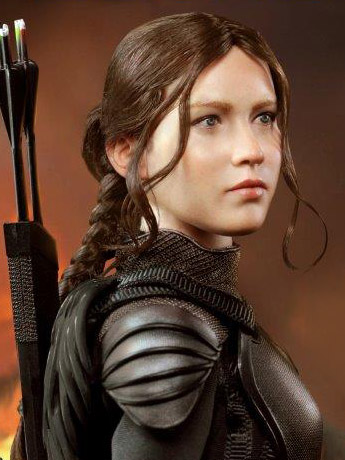 The Hunger Games Mockingjay 1/6 Scale Katniss Everdeen