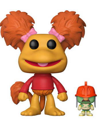 Pop! TV: Fraggle Rock - Red with Doozer