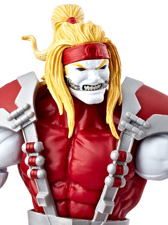 X-Men Marvel Legends Marvel's Omega Red (Sauron BAF)