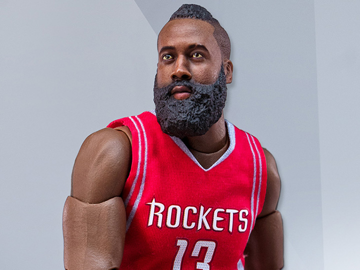 Motion Masterpiece NBA Collection 1/9 Scale James Harden