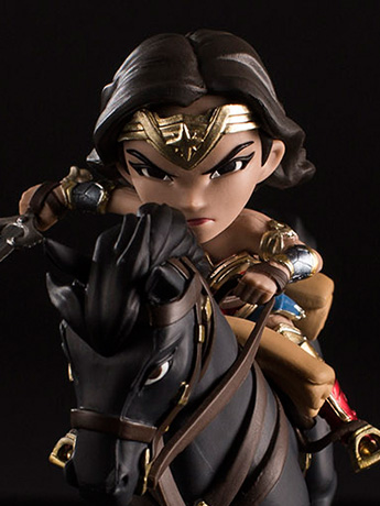 Wonder Woman Q-Fig MAX Figure
