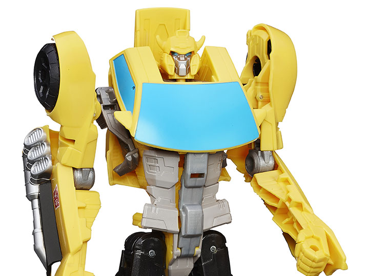Transformers Generations Cyber Commander Bumblebee