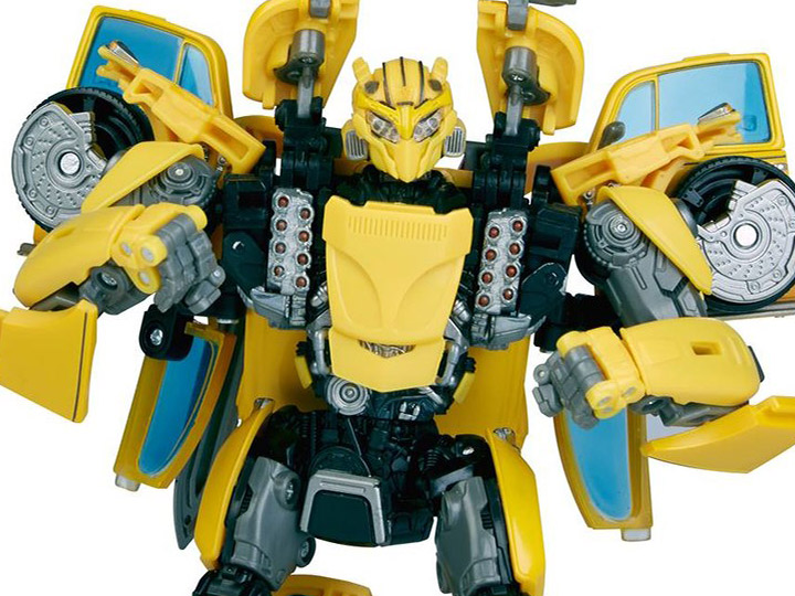 Transformers Masterpiece Movie Series Mpm 7 Bumblebee