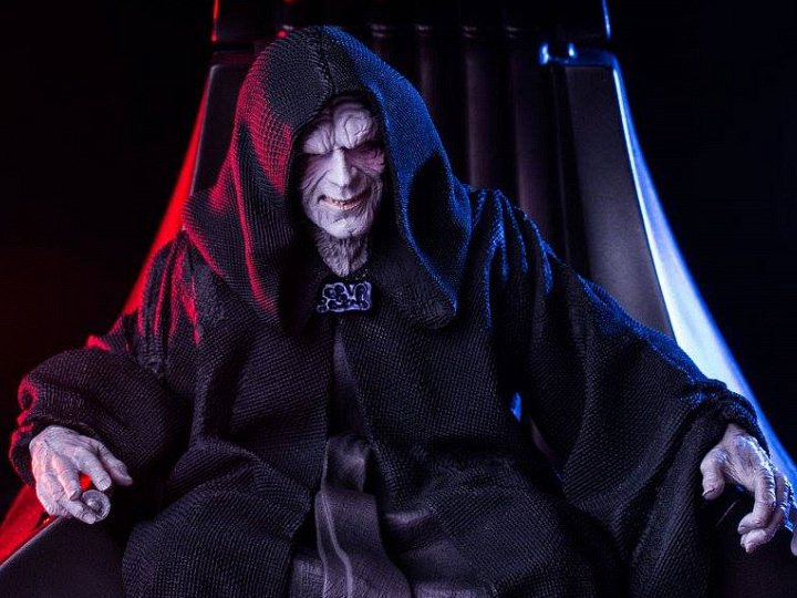 Star Wars Emperor Palpatine (Return of the Jedi) 1/10 Art ...
