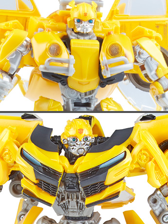 $24.99 Studio Series Deluxe Bumblebee Then & Now