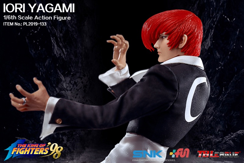 The King of Fighters Iori Yagami 1/6 Scale Figure