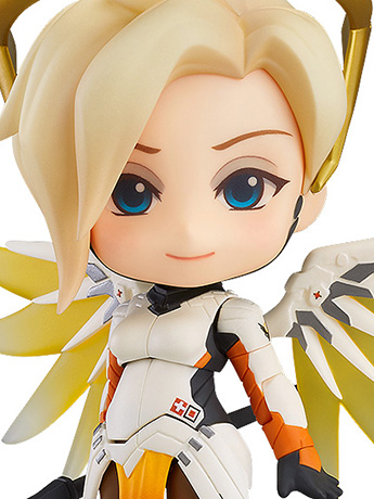 Overwatch Nendoroid No.790 Mercy (Classic Skin Edition)