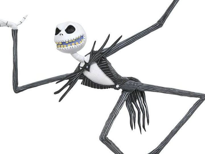 nightmare before christmas gallery jack skellington figure - Jack From Nightmare Before Christmas