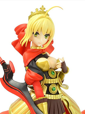 Fate/EXTRA CCC Saber 1/8 Scale Figure