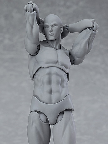 Archetype Next figma No.3 Gray Color - He