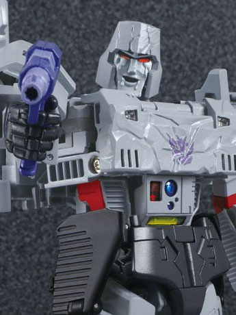 Transformers Masterpiece MP-36 Megatron (With Orange Barrel Plug)