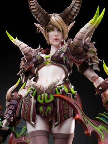 Demon Hunter 1/6 Scale Figure