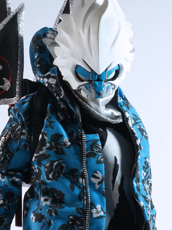 Street Mask Sixx 1/6 Scale Limited Edition Figure