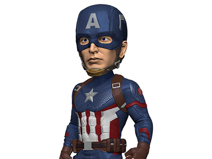 Avengers: Endgame Captain America Head Knocker