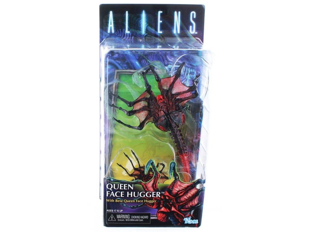Aliens Queen Face Hugger Figure
