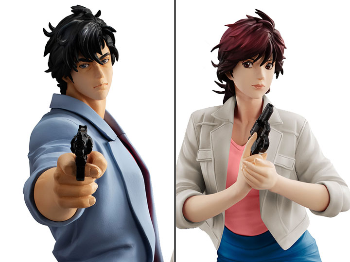 City Hunter Shinjuku Private Eyes G E M Series Ryo Saeba Kaori