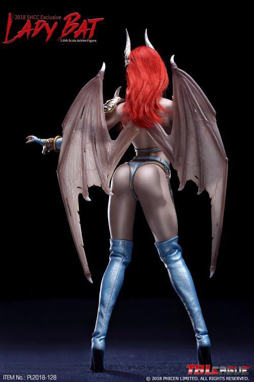 Lady Bat 1/6 Scale SHCC 2018 Exclusive Figure