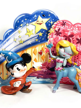 Disney The World of Miss Mindy Fantasia Deluxe Set