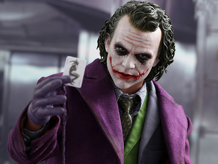 huge selection of d36f5 d2284 Product Image Product Image  The Dark Knight QS010 The Joker 1 4th Scale  Collectible Figure