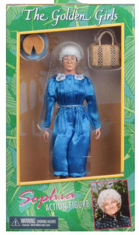 The Golden Girls Sophia Action Figure