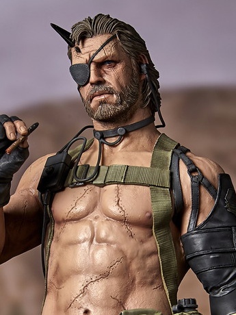 Metal Gear Solid Venom Snake (Play Demo Ver.) 1/6 Scale Limited Edition Statue