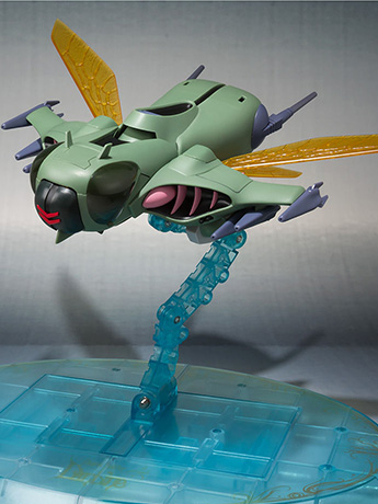 Aura Battler Dunbine Robot Spirits Fow & Sky Stage Exclusive Set