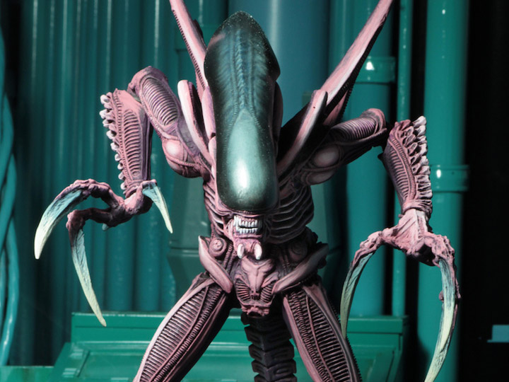 Alien vs. Predator Arcade Appearance Razor Claws Figure