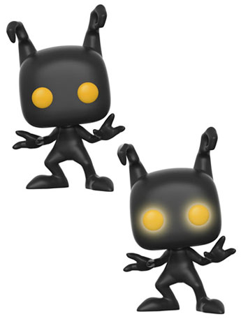 Pop! Disney: Kingdom Hearts - Heartless (Regular & Chase)