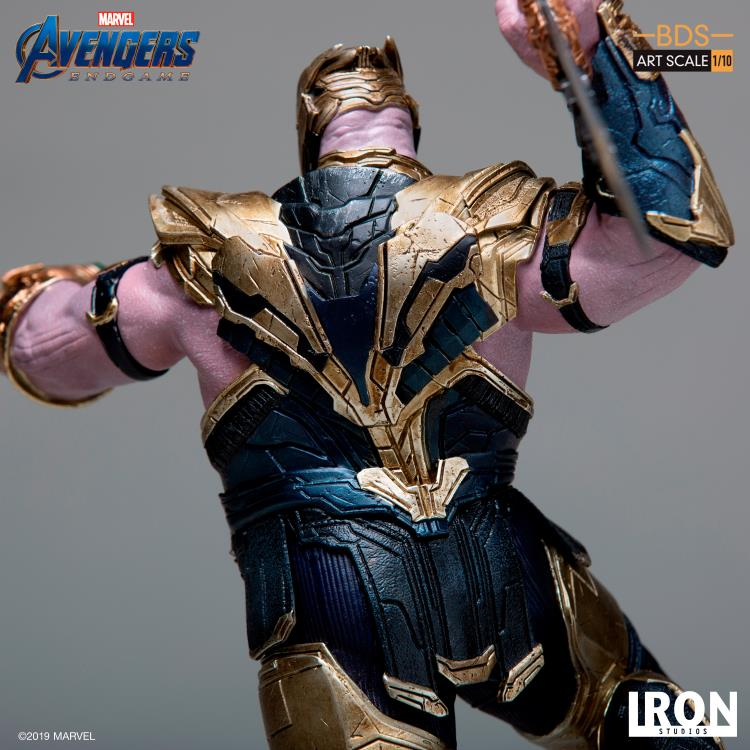 Avengers: Endgame Battle Diorama Series Thanos 1/10 Art Scale Limited Edition Statue